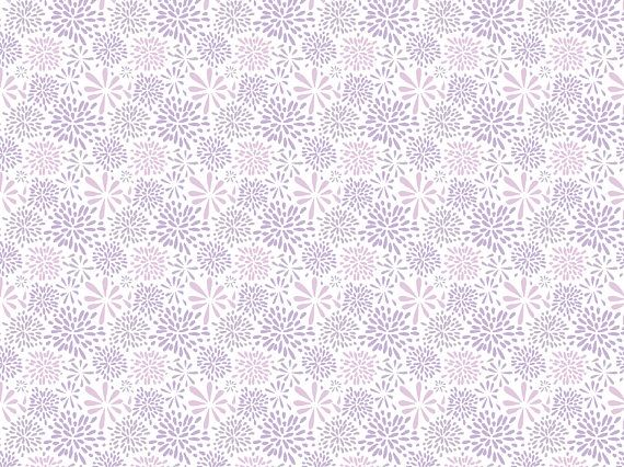 Flower Works Lavender Removable Wallpaper Cute Peel And Etsy Flower Words Removable Wallpaper Words Wallpaper