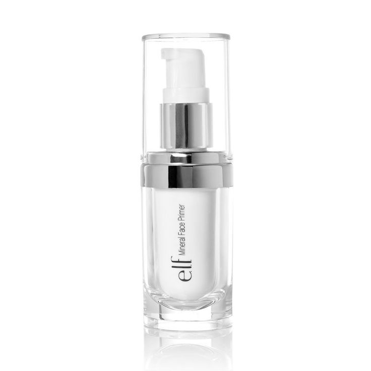 $6 E.L.F. Mineral Infused Face Primer. Pinner says: Seriously the best primer. It beats out my MAC and my Urban Decay primers and it cost pennies on the dollar.