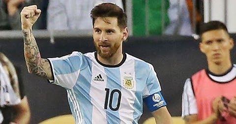 BREAKING NEWS: FIFA Overturns Messi Four-game International Football Ban...See Details