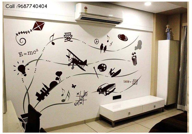 creating a dream abode, the design consultants at studio 4. Address: 1101 - icon business centre, Opp central mall, Gauravpath, Piplod, Surat Contact: 98255 18449 #Design #InteriorDesign #Studio4 #CityShorSurat
