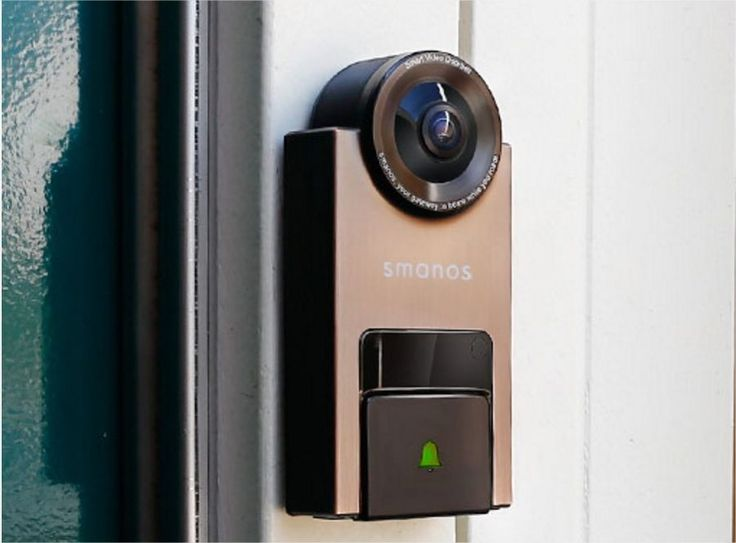 Surveiller sa porte d'entrée depuis n'importe où avec Smart Video Doorbell #AllConnected