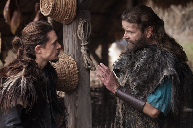 The Last Kingdom - 1x01 Uhtred and Ragnar the Fearless