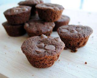 Two-Bite Brownies Recipe (Leanne Bakes)