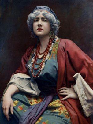 azucena opera | Marianne Flahaut dans le Trouvère (Azucéna) à l'Opéra en 1904