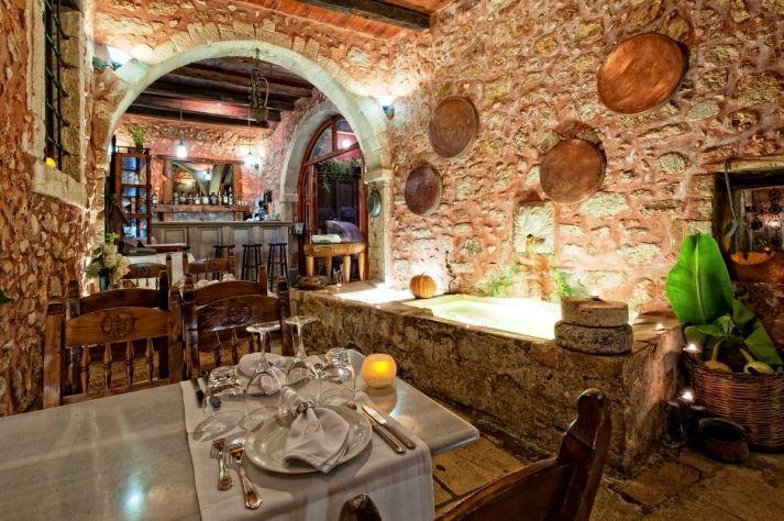 ''Veneto'' Istoric Boutique Hotel Rethymno Crete | Living Postcards - The new face of Greece