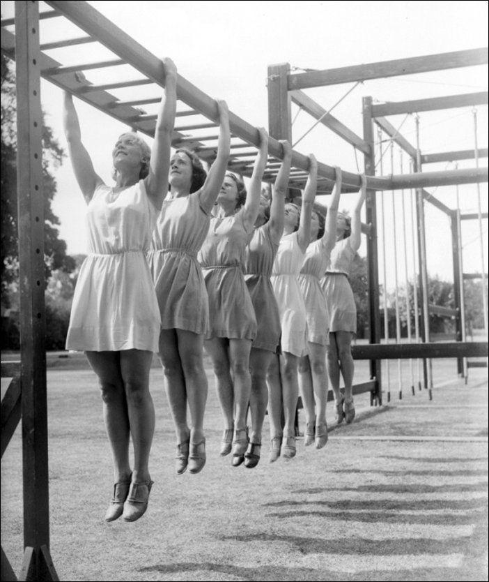 Фото советских спортсменок