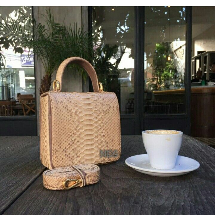 The New collection from us, Luxury Python Bag 😙😙,