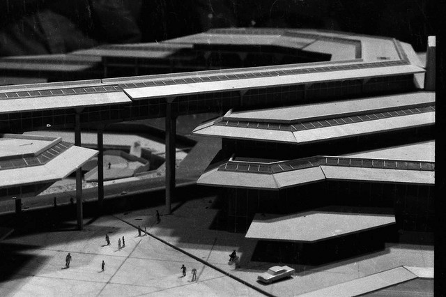 Paul Rudolph, Electronic Data Systems Building