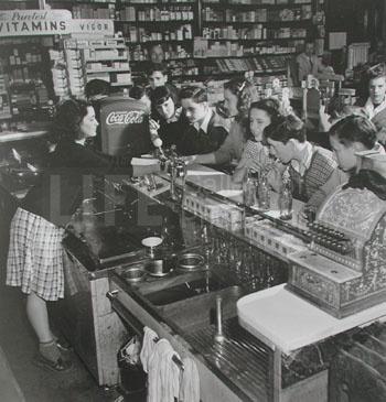 photos of soda shops - Google Search