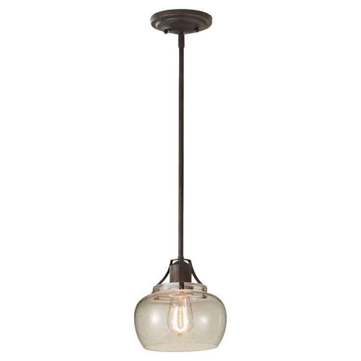 A smart sophisticated take on industrial lighting the urban renewal pendant presents a warm