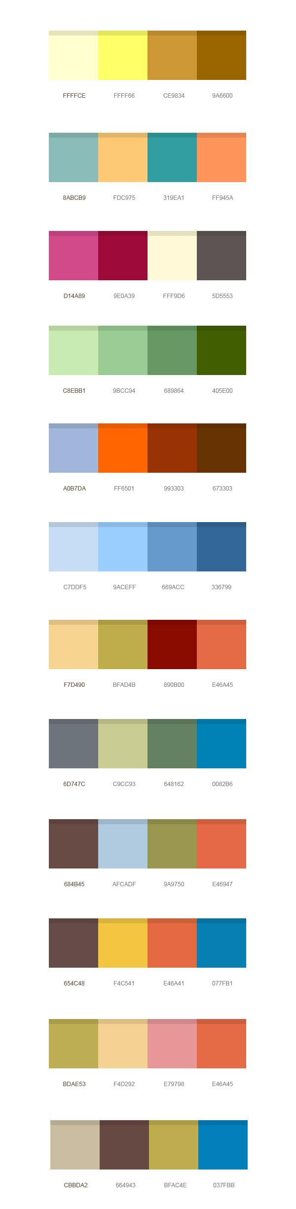colour combinations - Google Search