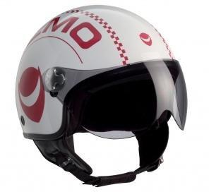 NOMENOMEN -  JETHELM  Dieser Helm trägt das Symbol in seinem Namen. Er ist nicht nur Schutz, er ist ein Symbol und ein Wahrzeichen für Lifestyle. Leidenschaft für Motorräder wird groß geschrieben. Helmo eine Marke, ein Symbol.
