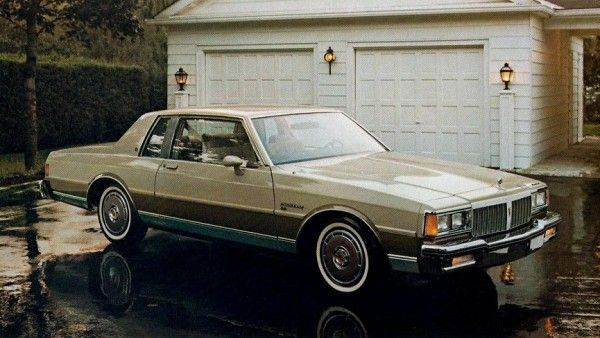 Curbside Classic: 1978 Pontiac Bonneville Brougham – No, Pontiac Didn't Just Make Firebirds In The '70s