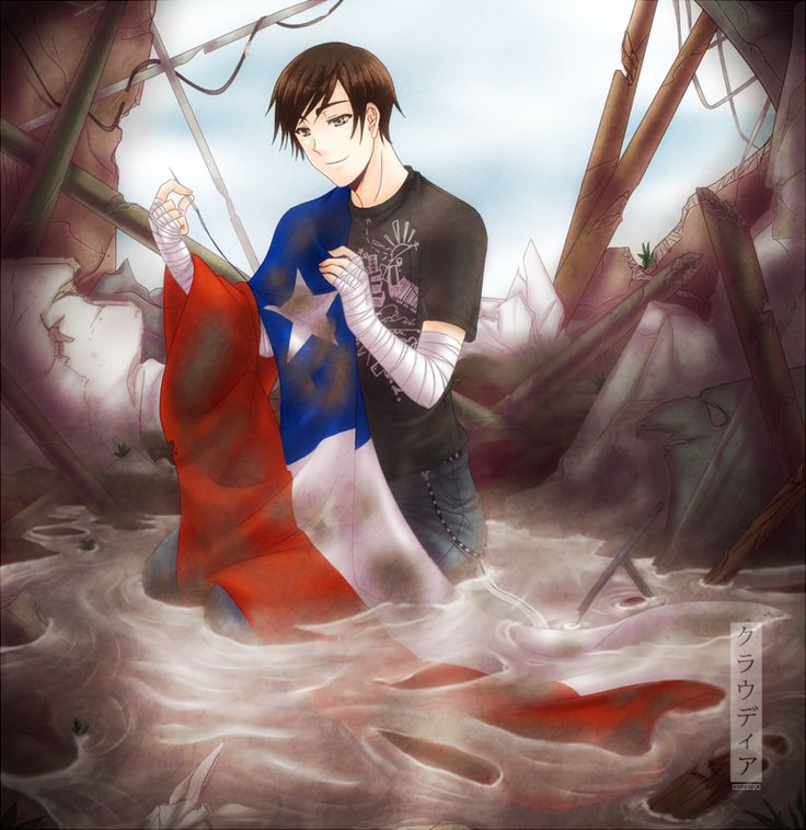 +APH: LH: Fuerza Chile+ by kuraudia on deviantART