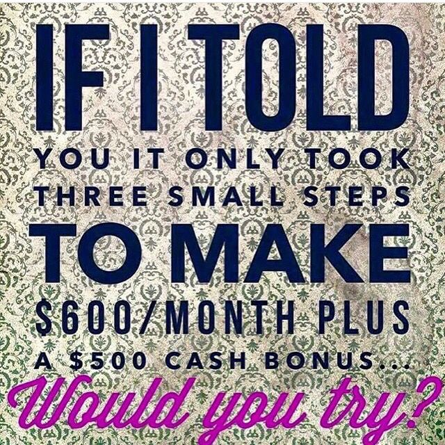 I am looking for 3 people to do a trial distributorship with It Works  You purchase your kit for $99 and get over $100 worth of products in order to earn your  back! With your kit purchase you also receive: ✔ Online Training  ✔ Team Support  & Guidance  ✔ Eligibility to Earn a $500Bonus by August ✔ Eligibility to Earn a Spot on our Cruise  ✔ Unlimited Cash Sales  & $100 Bonuses  ✔ No Ceiling on Monthly Commissions  ✔ Eligibility to Earn $120 in FREE PRODUCT
