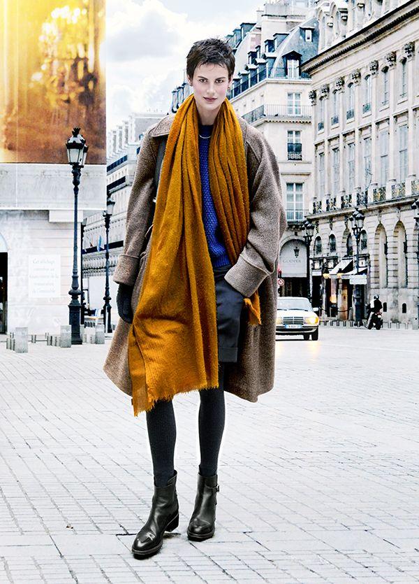 She's Got Style  #saskiadebrauw @Elsa Schiaparelli