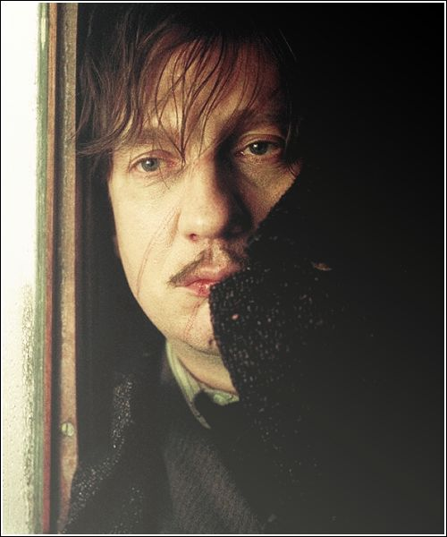 Remus Lupin. Pinning for the facial features again.