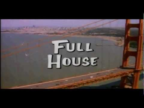 Full House Theme Song (0:42) - by Shakira Sami | You Tube ... #Nostalgic