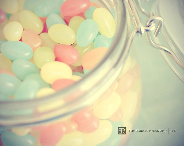 these pastel jelly beans put me in the mood for spring - Pastel Furniture