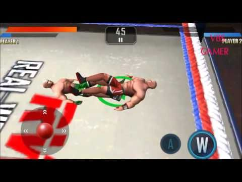 WWF Fight Android Gameplay 1