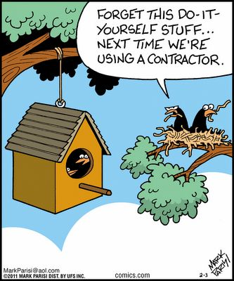 Construction Cartoon