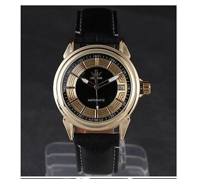 Montre Homme  Automatique Mécanique  Date Luxe - Men Watch Automatic