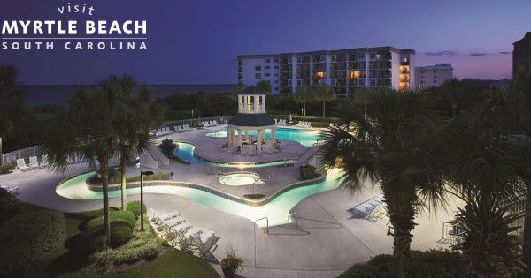 Relax on the beach - or by the pool on your vacation in Myrtle Beach, SC. On our website, browse hotels by amenities.