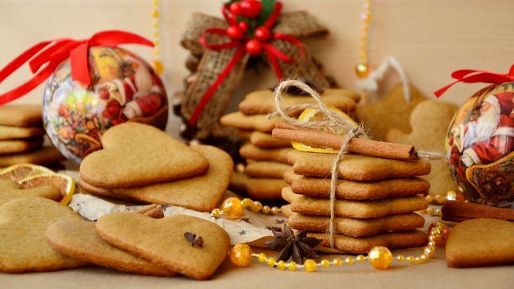 Имбирное печенье Простой и вкусный рецепт