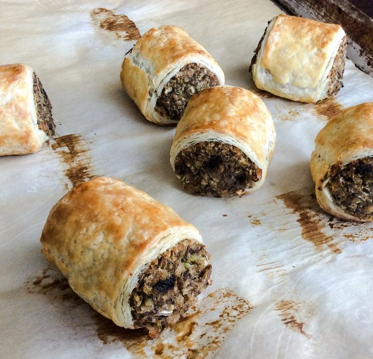 Vegetarian Rolls with Pigeon and Truffles