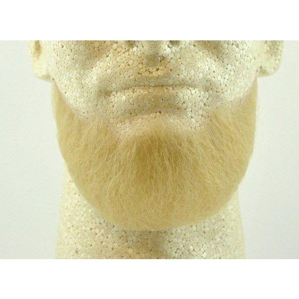 3 Point Beard / Full Chin Beard - Human Hair - Item # 2023
