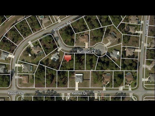 Rumson Court Lot 7 Block 2545 Land For Sale Flood Zone Acre