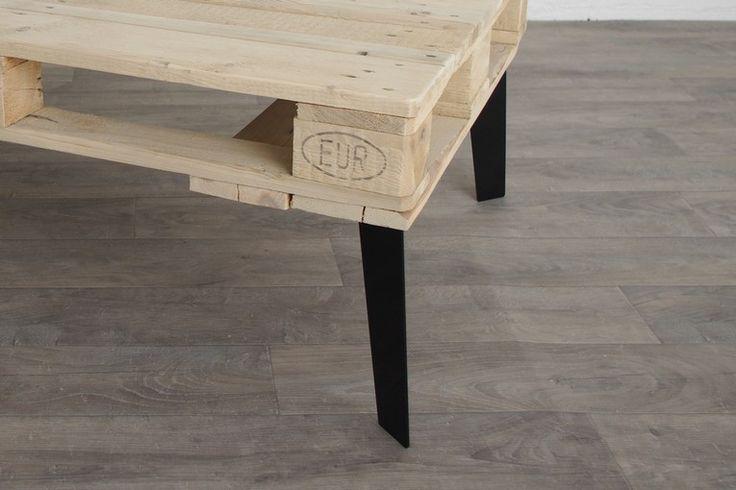 1000 id es sur le th me pied pour table basse sur pinterest table basse sty - Fabrication table basse en palette ...
