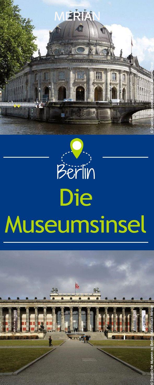 """Kulturell wie baulich ist das Ensemble der Museumsinsel in Berlin mit den fünf Weltklasse-Museen Bode-Museum, Pergamonmuseum, Neues Museum, Alte Nationalgalerie und Altes Museum von einzigartiger Bedeutung. Nicht nur zur jährlich stattfindenden """"Langen Nacht der Museen"""" einen Besuch wert."""