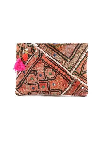 Statement Clutch - Moroccan Spirit by VIDA VIDA 24UEabxB