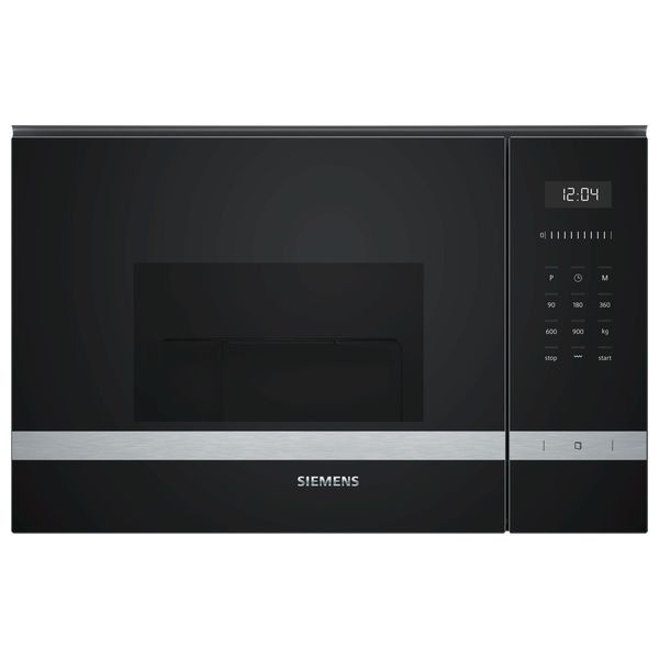 Outlet Microondas Com Grill Siemens Ag Be555lms0 25 L Touch Control 1450w Preto Sem Embalagem Lojaonline Micro Onde Combine Micro Onde Micro Onde Grill