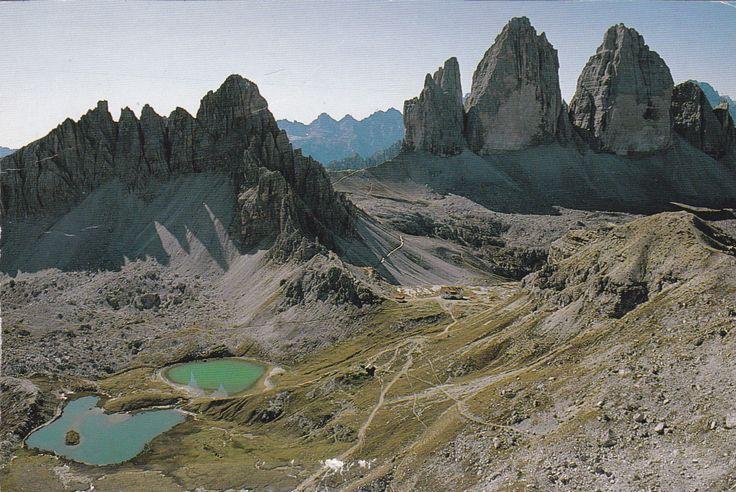 Tre Cime di Lavaredo (Italy)