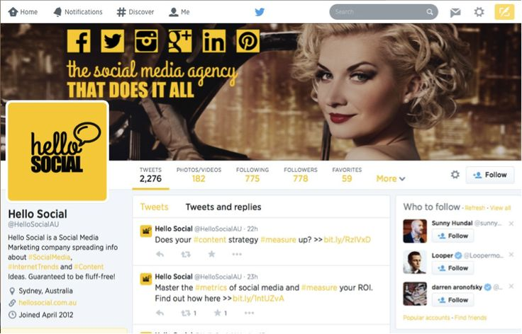 The New Twitter Layout: So What's New