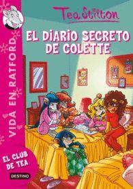 EL DIARIO SECRETO DE COLETTE   TEA