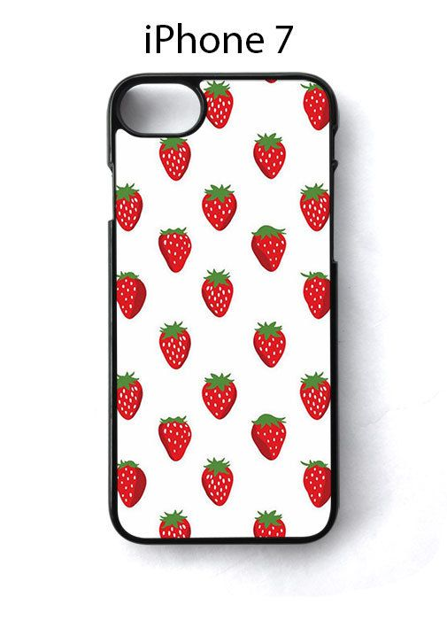 Strauberry Pattern iPhone 7 Case Cover - Cases, Covers & Skins