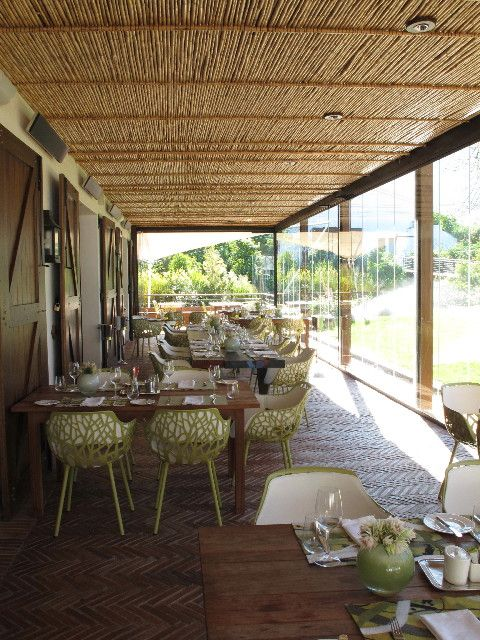 Dining at La Motte Winery