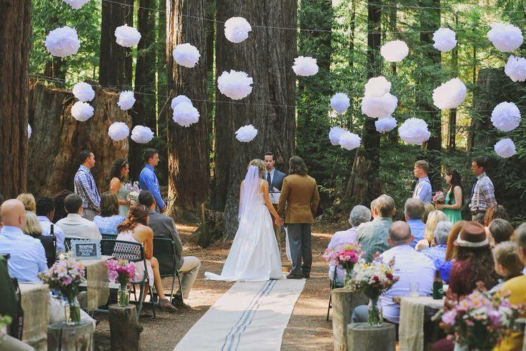 #redwoods #wedding #kevinandbri  Set Designers: @donm @alyssameredith @dougmahergolfs  Venue: Camp Navarro  Photographer: @aimandarrow  Dress: #MBrideLaJolla