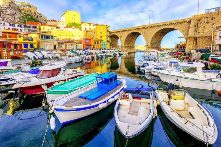 Vallon des Auffes Harbor, Marseille, France puzzle in Great Sightings jigsaw puzzles on TheJigsawPuzzles.com. Play full screen, enjoy Puzzle of the Day and thousands more.