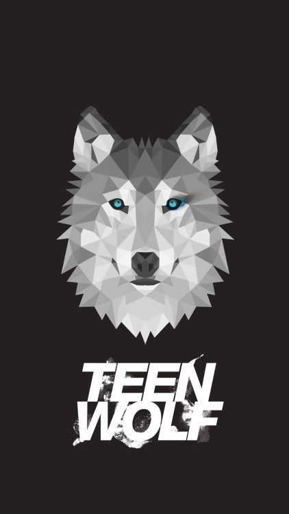 Image de teen wolf, wolf, and wallpaper