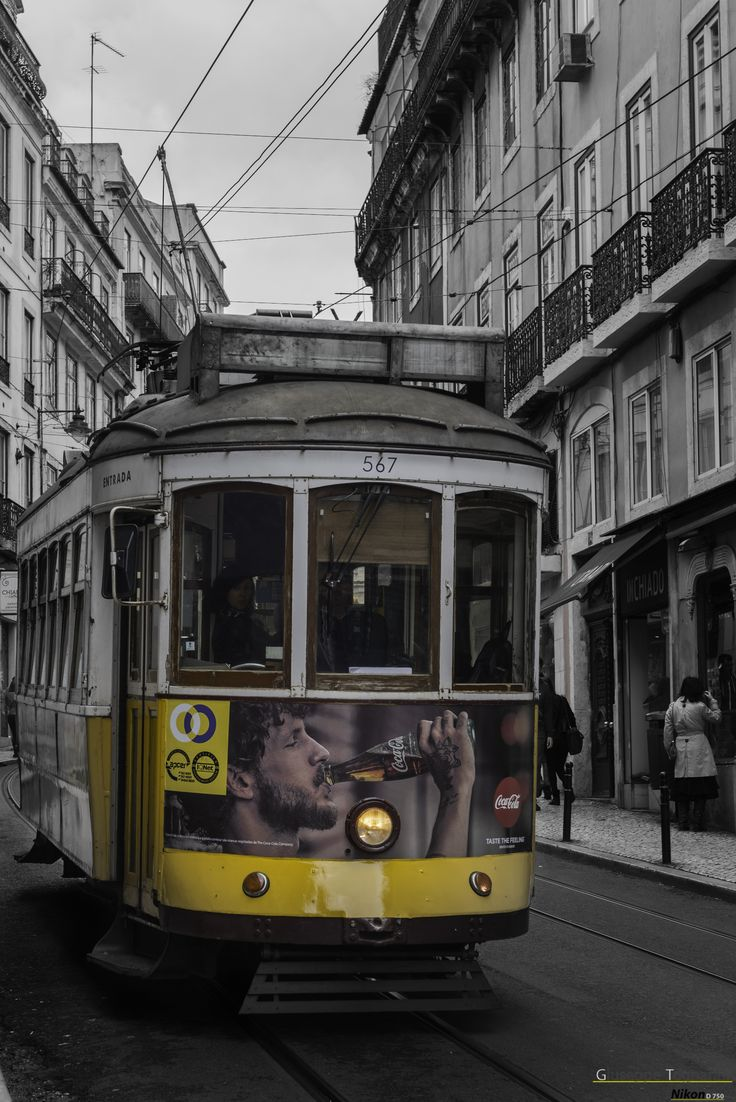 Lisbona. Il tram 28, fantastico per girare in città