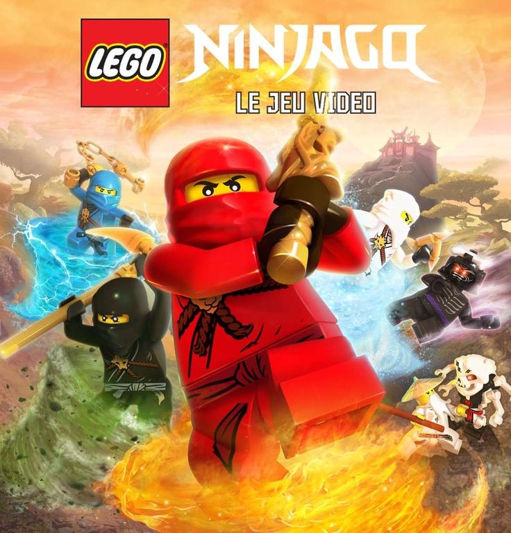 Lego ninjago le jeu vid o lego video games pinterest - Ninjago les 4 armes d or ...