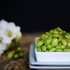 Edamame Salad With Shiso And Meyer Lemon Vinaigrette Recip (via www.foodily.com/r/glqTRukNj)