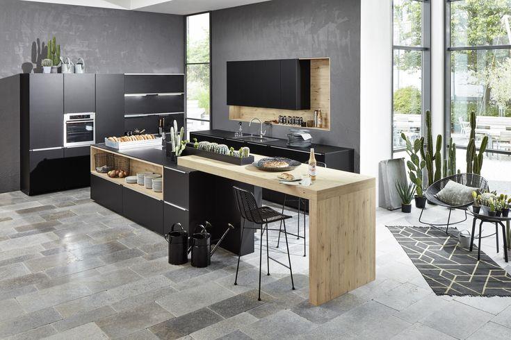Ideal  Nolte Kuechen Nolte Kitchens Pinterest Kitchens