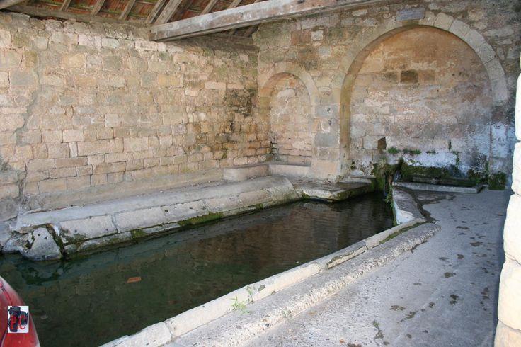 Lavoir de Cénac-et-Saint-Julien en Dordogne