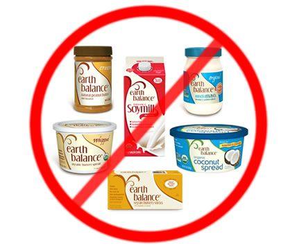 Earth Balance Betrays Consumers With False Non-GMO and Organic Claims.  April 23, 2013 by NATASHA LONGO #etl #wfpb #unprocessed