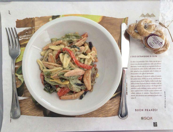 Foglie d'ulivo 3gusti Jo&le...non la semplice pasta!! Www.jo-le.com